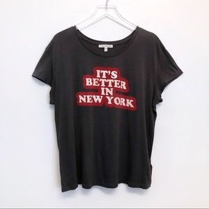 Express   One Eleven Better In New York Soft Tee